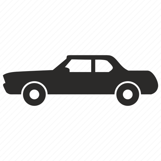 auto, automobile, car, sedan icon