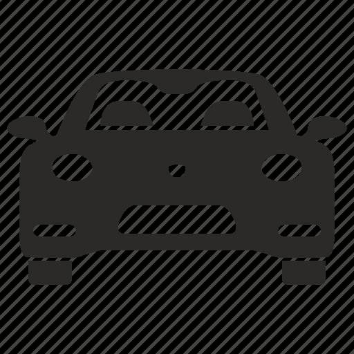auto, automobile, car, front, porsche, side icon