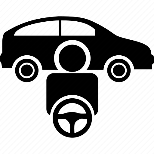 auto, car driver, drive, rule, steering wheel, taxi driver, taxi owner icon