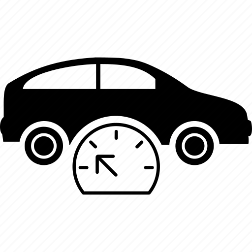auto, car speed, download, exam, meter, speedometer, test icon