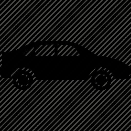 auto, automobile, car, machine, sedan, taxi, transport icon