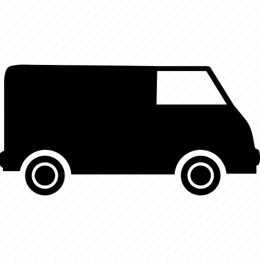 auto, car, deliver, delivery, transport, transportation, van icon