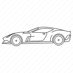 auto, automobile, car, car12, racing, sport, sports icon