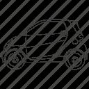 auto, automobile, car, car22, transport, transportation, vehicle icon