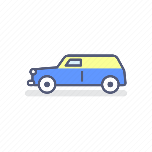 car, classic icon