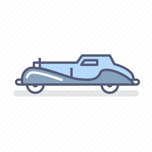 Car, classic, old, retro icon - Download on Iconfinder