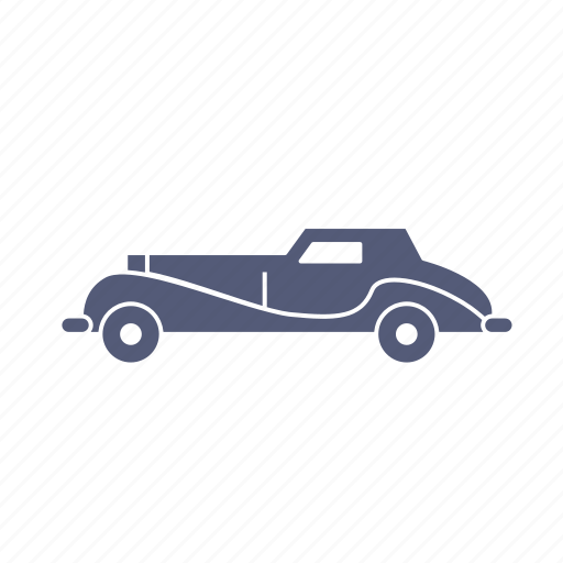 car, classic, europe, old, president, transportation icon