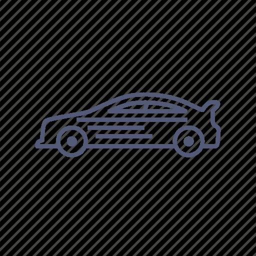 Car, evo, race, sedan, subaru icon - Download on Iconfinder