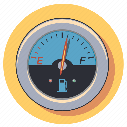 energy, fuel, gas, gasoline, level, oil icon