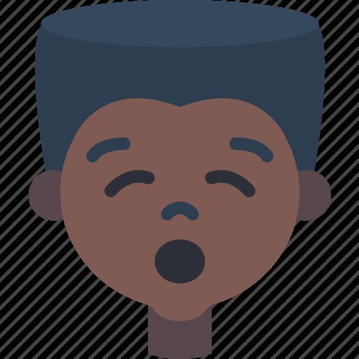 avatars, boy, cartoon, emoji, emoticons, ohh icon