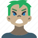 angry, avatars, boy, cartoon, emoji, emoticons