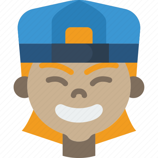 Avatars, boy, cartoon, cheesey, emoji, emoticons icon - Download on Iconfinder