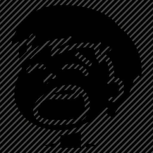 Avatars, boy, cartoon, emoji, emoticons, yawn icon - Download on Iconfinder
