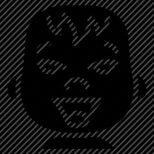avatars, baby, cartoon, emoji, emoticons, happy icon