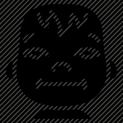 Avatars, baby, bored, cartoon, emoji, emoticons icon - Download on Iconfinder