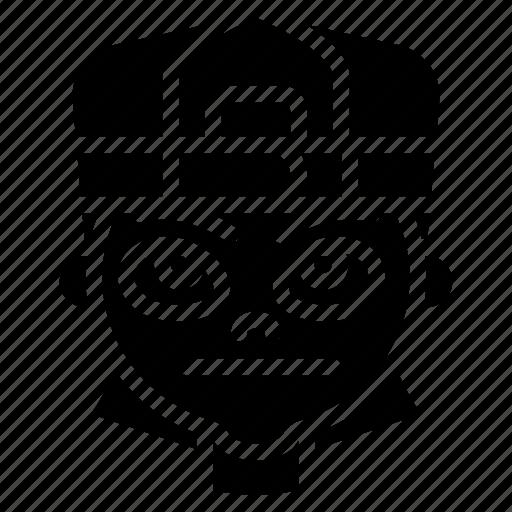 avatars, bored, boy, cartoon, emoji, emoticons icon