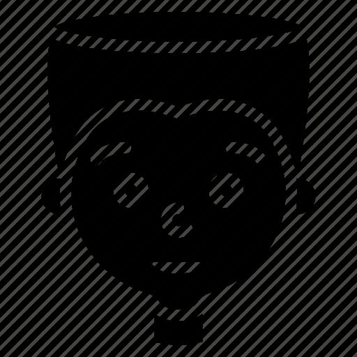 Avatars, boy, cartoon, emoji, emoticons, happy icon - Download on Iconfinder