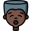 avatars, boy, cartoon, emoji, emoticons, ohh icon