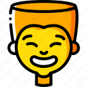 avatars, boy, cartoon, cheesey, emoji, emoticons