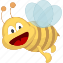apiculture, bee, bug, honey, insect, nature icon