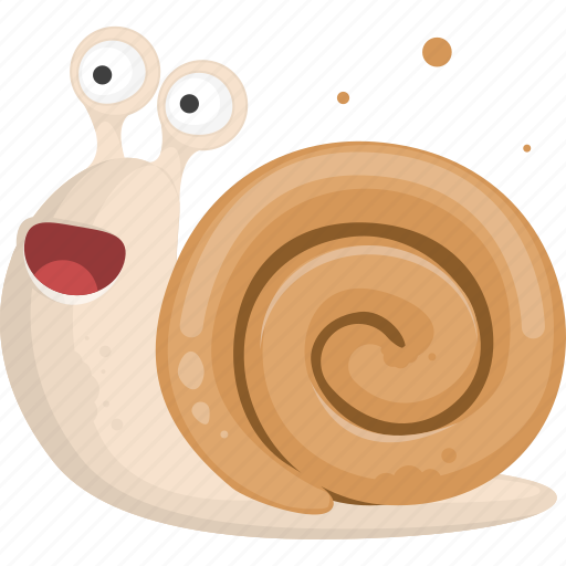 bug, eco, environment, insect, nature, snail icon