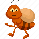ants, handling, insect, pest icon