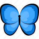 bug, butterfly, insect, pest icon