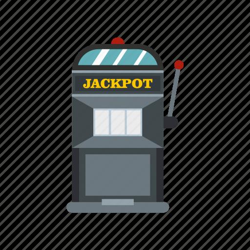 casino, gambling, game, luck, machine, play, slot icon