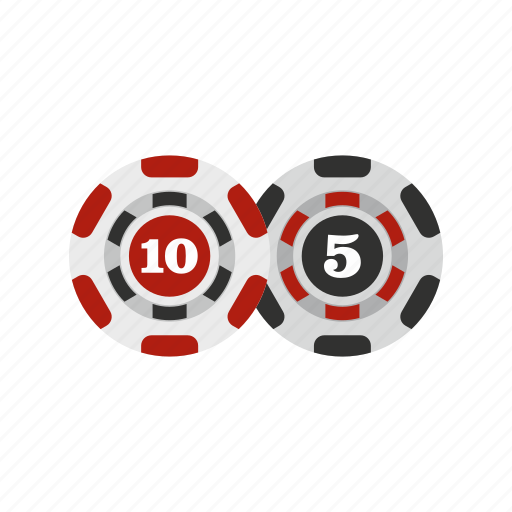 casino, chip, gamble, gambling, game, poker, token icon