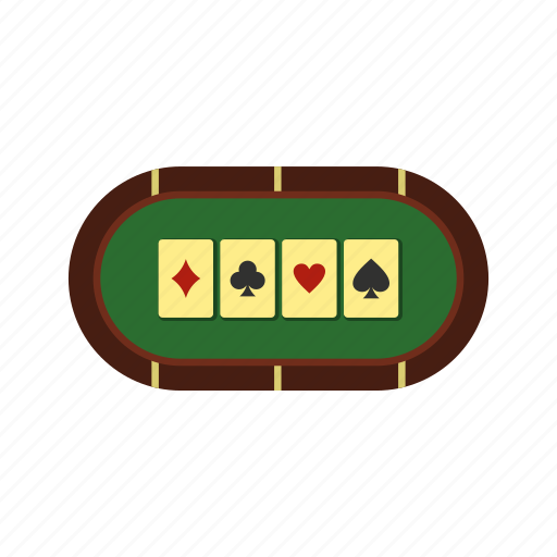 blackjack, card, casino, chip, money, poker, table icon