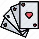 cards, casino, gambling, game, gaming, suit