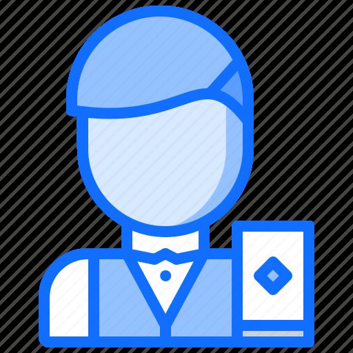 Cards, casino, croupier, gambling, game, gaming icon - Download on Iconfinder