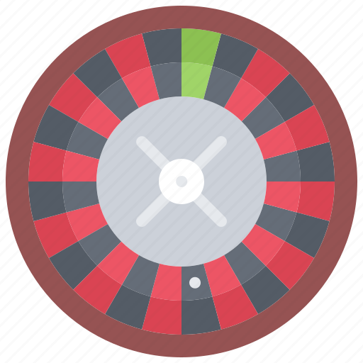 Ball, casino, gambling, game, gaming, roulette icon - Download on Iconfinder
