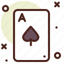 ace, cheat, game, hand, poker