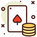 blackjack, cheat, game, money, poker