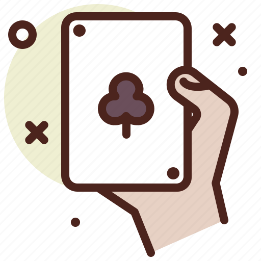 Cheat, clubs, game, hand, poker icon - Download on Iconfinder