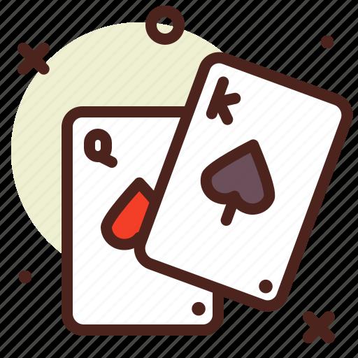 cheat, game, hand, poker icon
