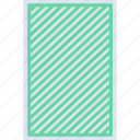 back, card, of, playing icon