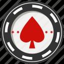 bet, casino, chip, coin, gamble, gambling, poke