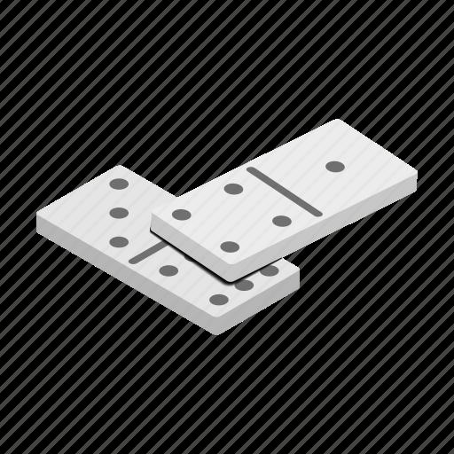 casino, dice, domino, gambling, game, line, set icon
