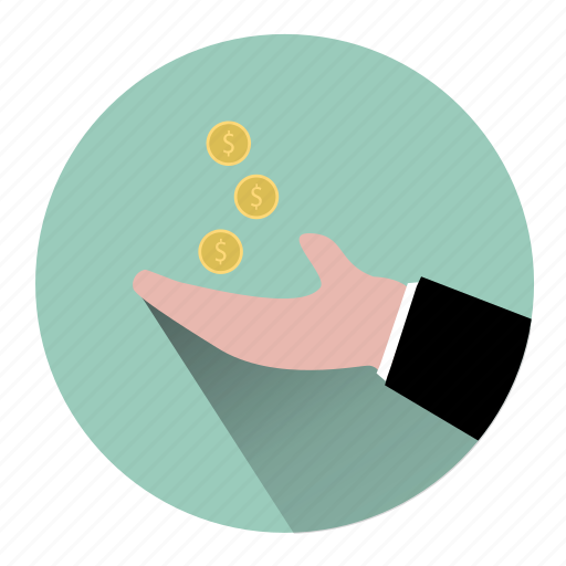 banking, cash, coins, earnings, finance, investment, money icon