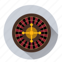 blackjack, casino, casino game, coin-sphere, gambler, gambling, wheel icon