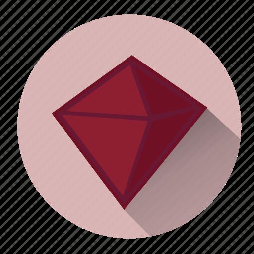 diamond, fortune, gem, jewel, jewelry, precious, rich icon