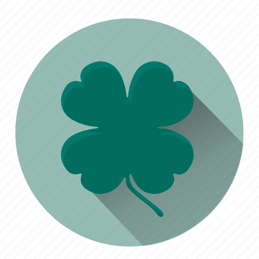 chance, clover, four leaf, good luck, leaf, luck, lucky icon