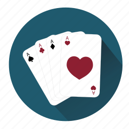 card, cards, casino, gambler, gambling, heart, poker icon