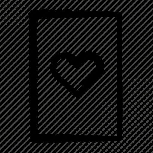card, casino, gambling, game, heart, house icon