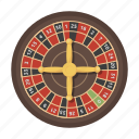 roulette, equipment, casino, gambling