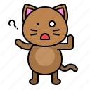 avatar, cat, confused, doub, kitten