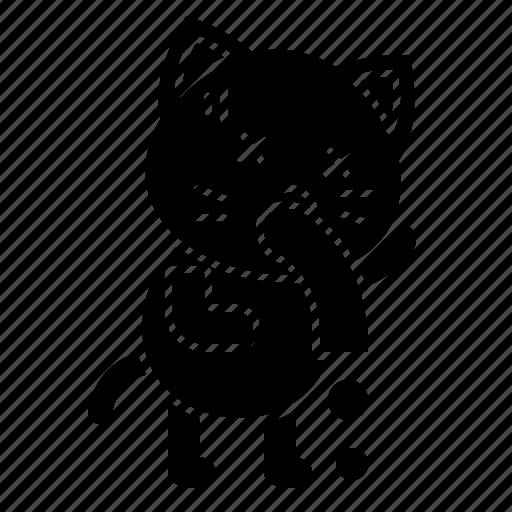 avatar, cat, kitten, puke, vomit icon