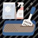 cat, care, litterbox, sandbox, pan, toilet